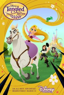 Tangled: The Series kapak