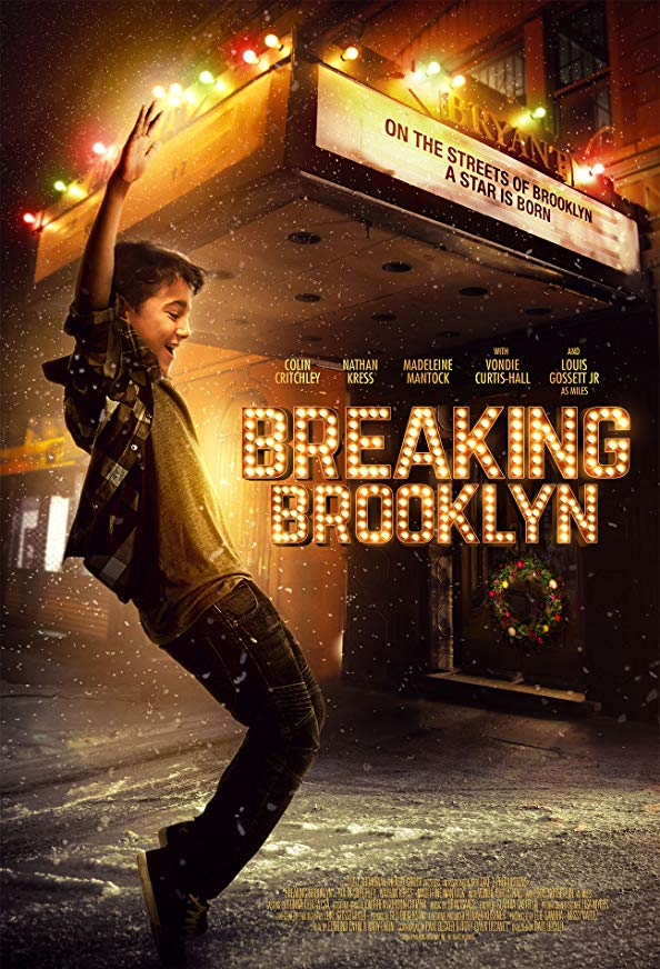 Breaking Brooklyn kapak