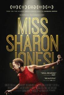 Miss Sharon Jones! kapak
