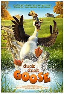 Duck Duck Goose kapak