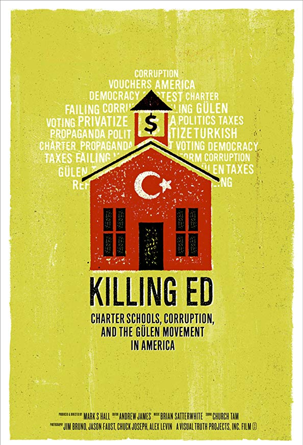 Killing Ed kapak