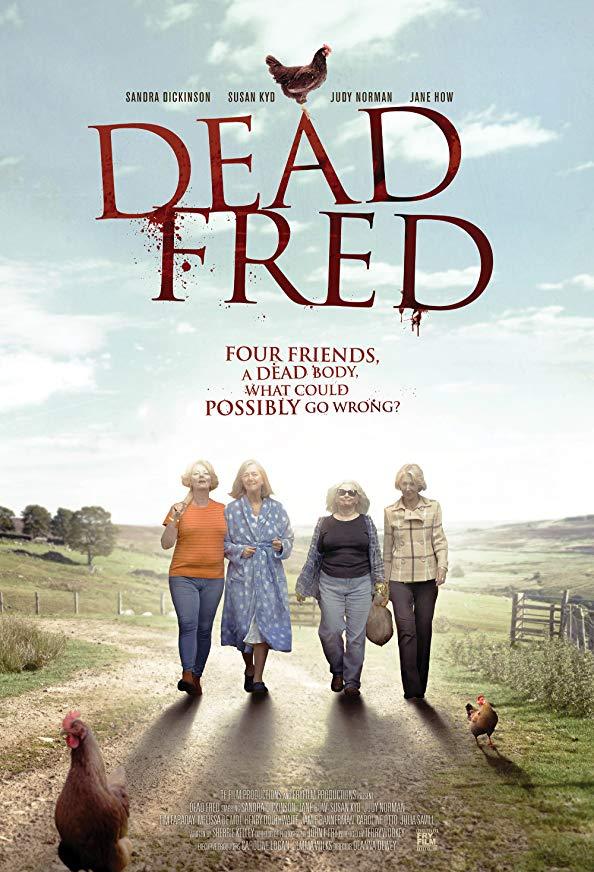 Dead Fred kapak
