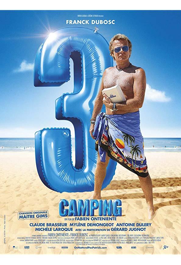 Camping 3 kapak