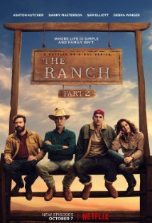 The Ranch kapak