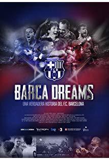Barça Dreams kapak