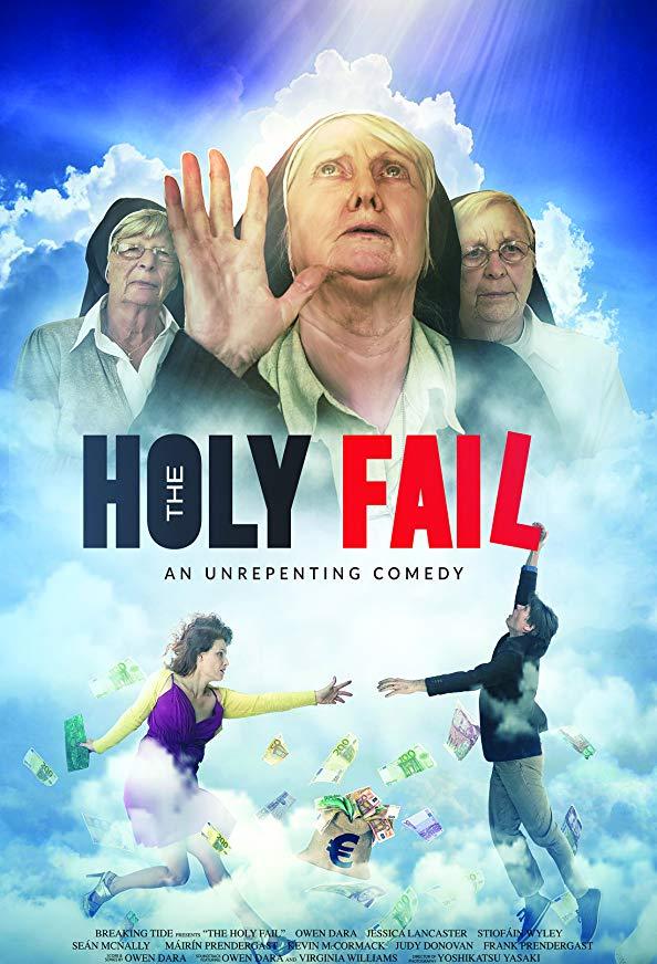 The Holy Fail kapak
