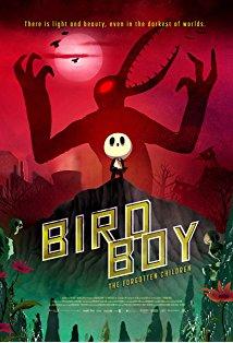 Birdboy: The Forgotten Children kapak