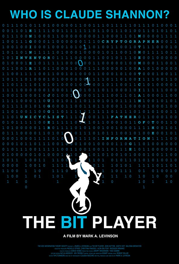The Bit Player kapak
