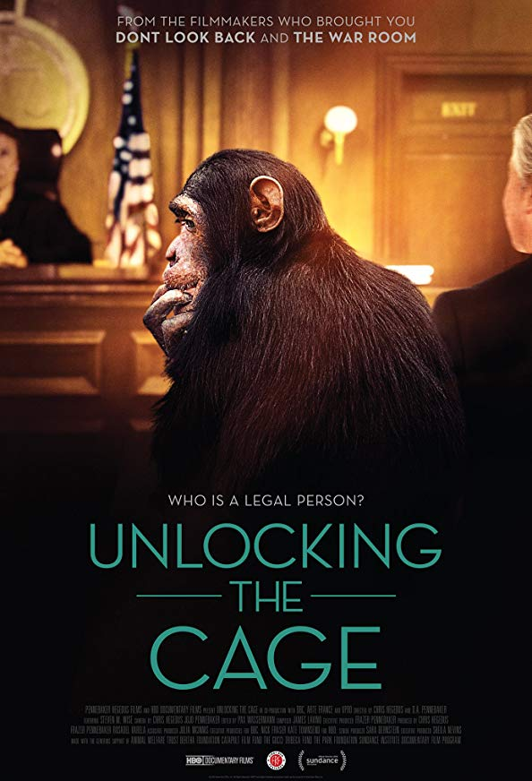 Unlocking the Cage kapak