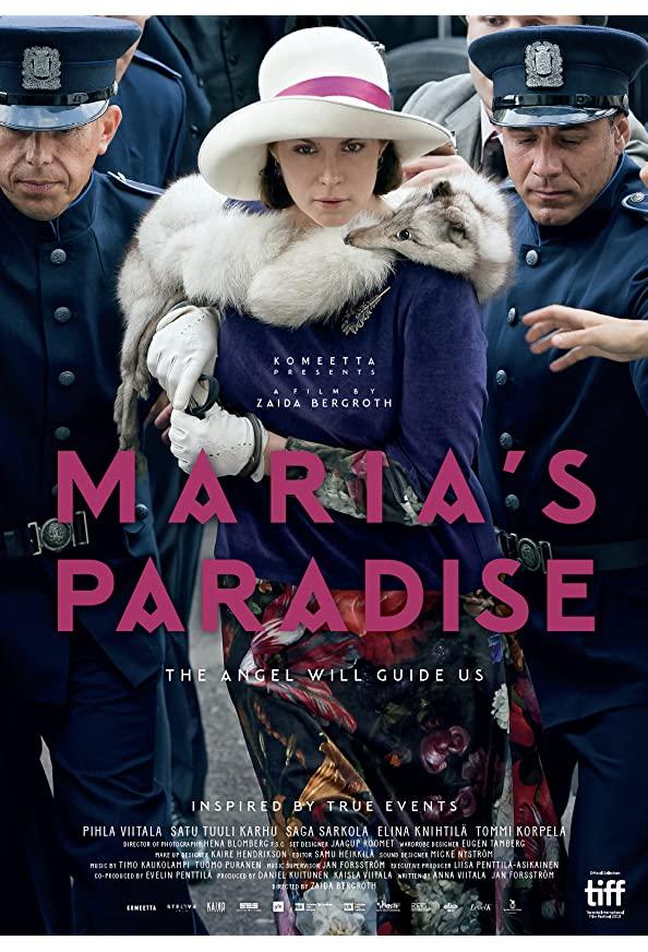 Maria's Paradise kapak