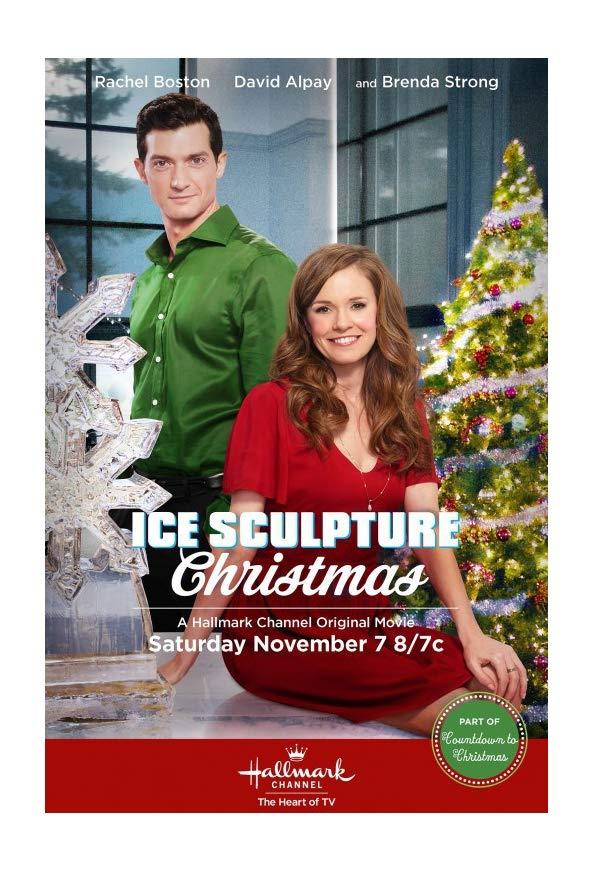 Ice Sculpture Christmas kapak