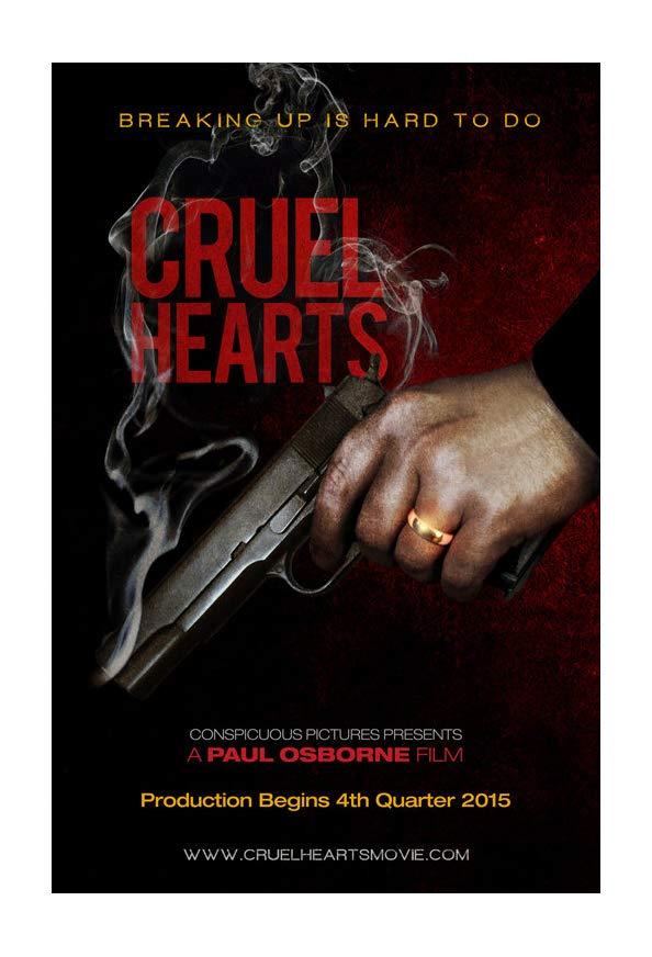 Cruel Hearts kapak