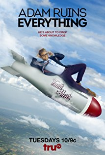 Adam Ruins Everything kapak