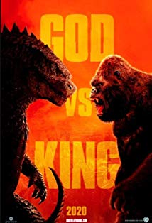 Godzilla vs. Kong kapak