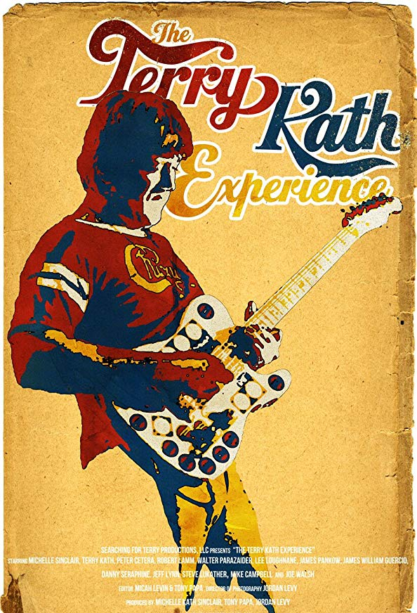 The Terry Kath Experience kapak