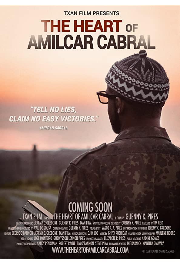 The Heart of Amilcar Cabral kapak