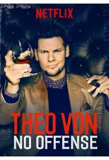 Theo Von: No Offense kapak