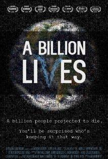 A Billion Lives kapak