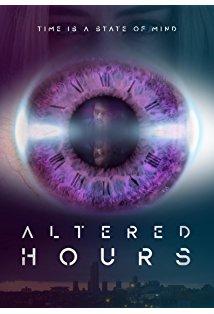Altered Hours kapak