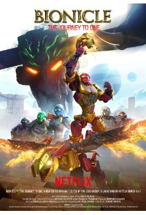 LEGO Bionicle: The Journey to One kapak