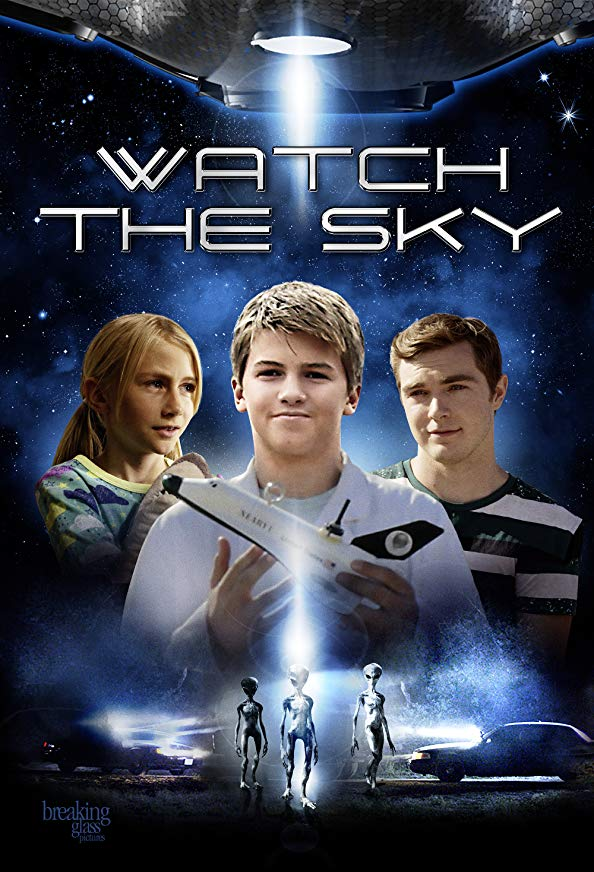 Watch the Sky kapak