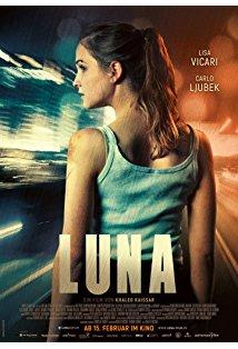 Luna's Revenge kapak