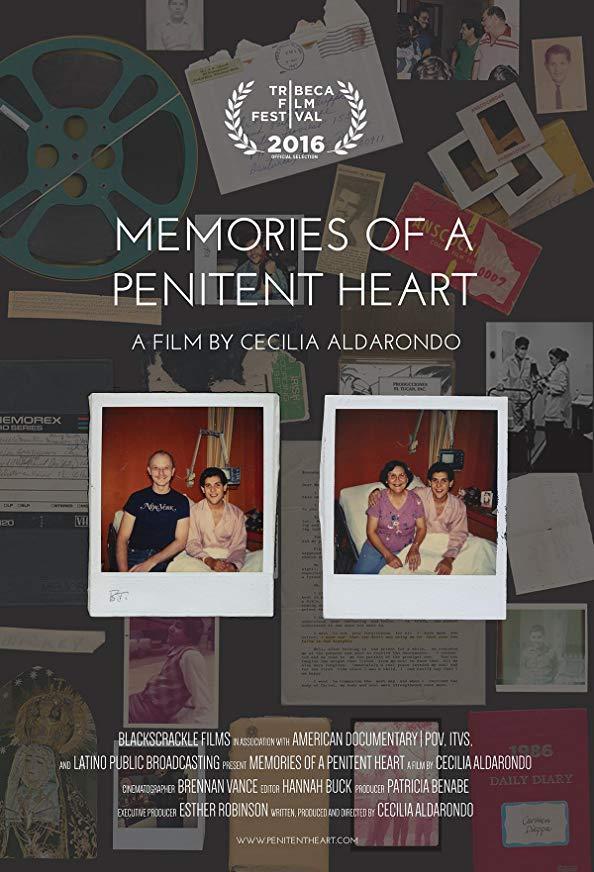 Memories of a Penitent Heart kapak