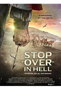 Stop Over in Hell kapak