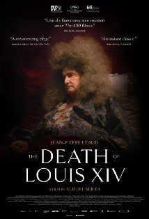 The Death of Louis XIV kapak
