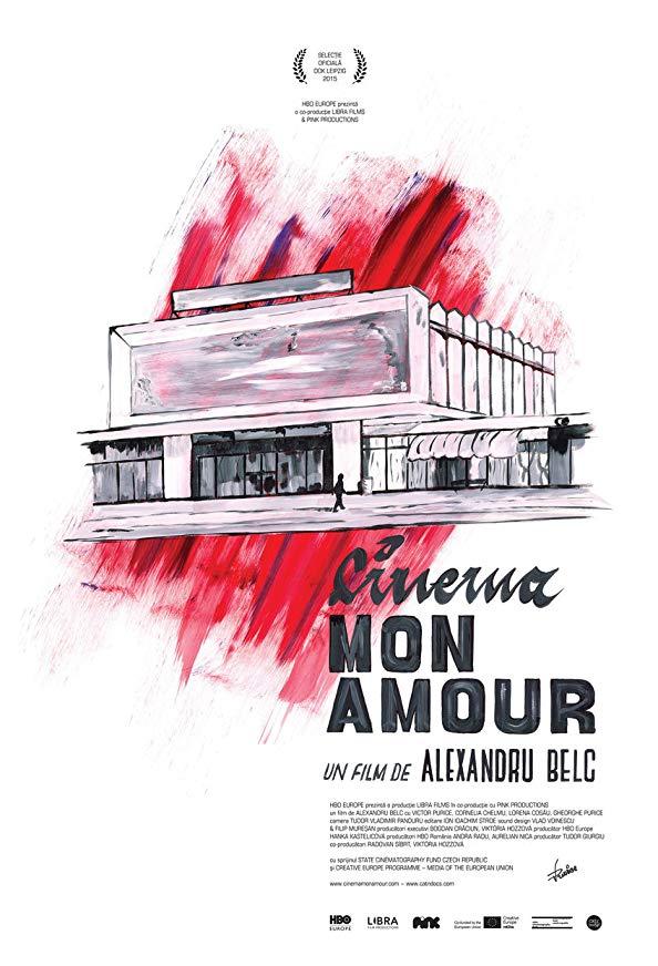 Cinema, mon amour kapak