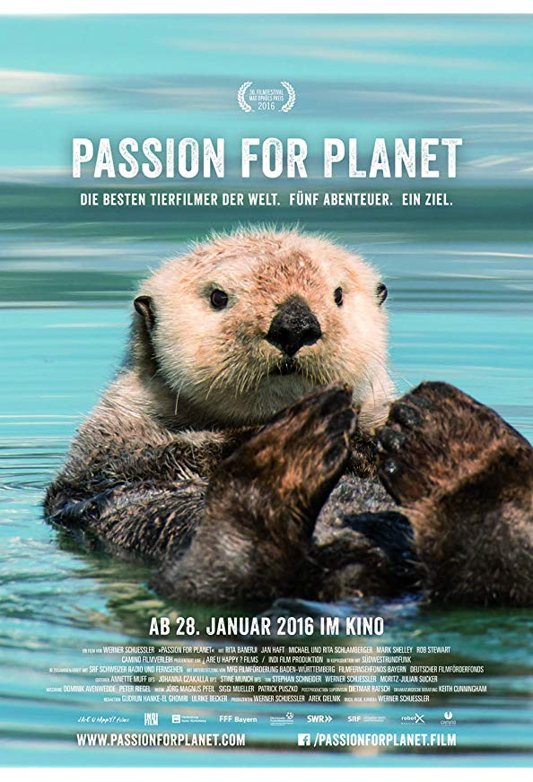 Passion for Planet kapak