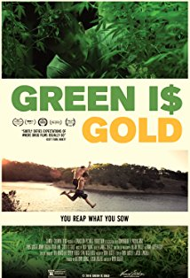 Green is Gold kapak