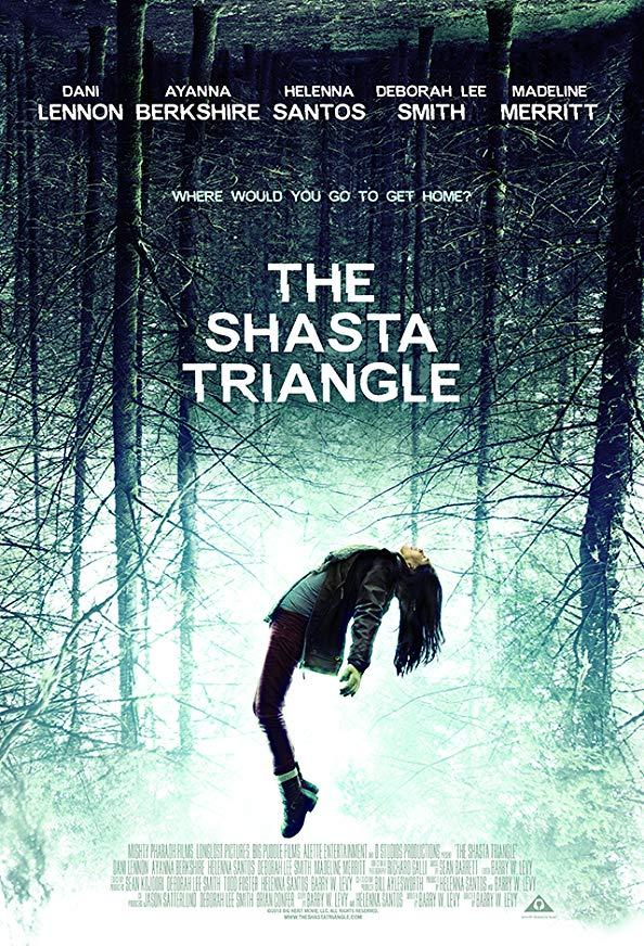 The Shasta Triangle kapak