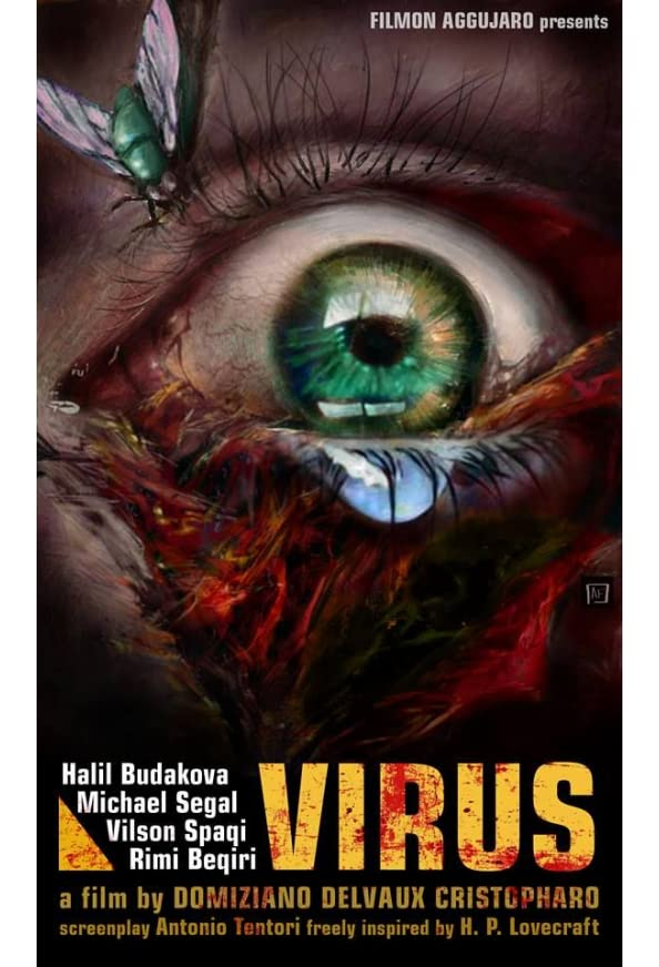 Virus: Extreme Contamination kapak