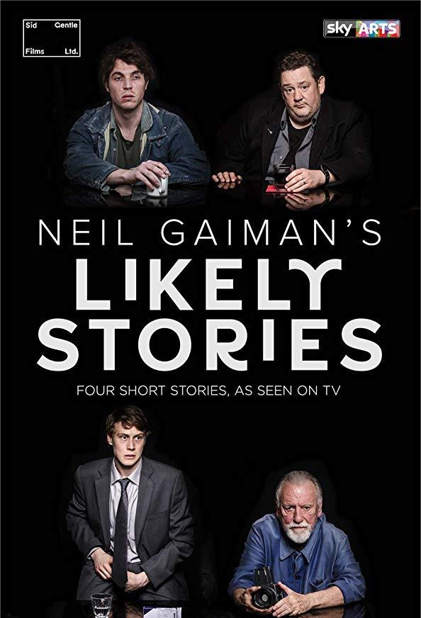 Neil Gaiman's Likely Stories kapak