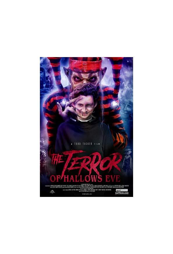 The Terror of Hallow's Eve kapak