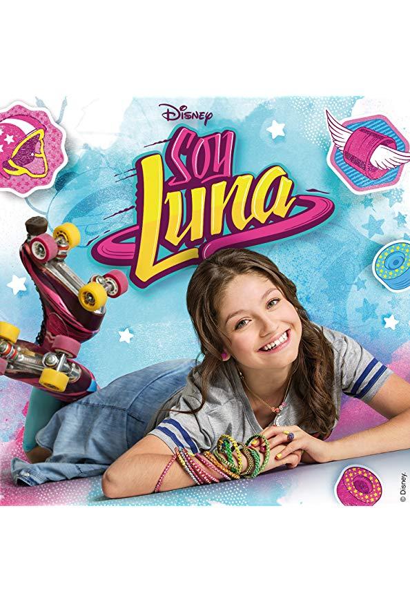 Soy Luna kapak