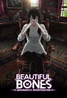 Beautiful Bones: Sakurako's Investigation kapak