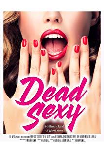 Dead Sexy kapak