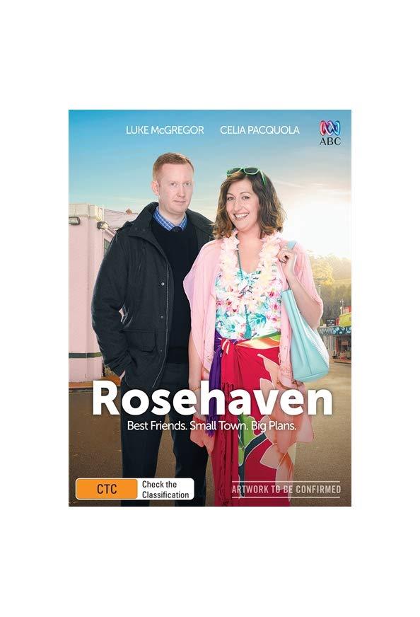 Rosehaven kapak