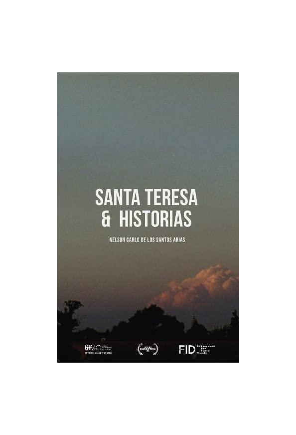 Santa Teresa Y Otras Historias kapak
