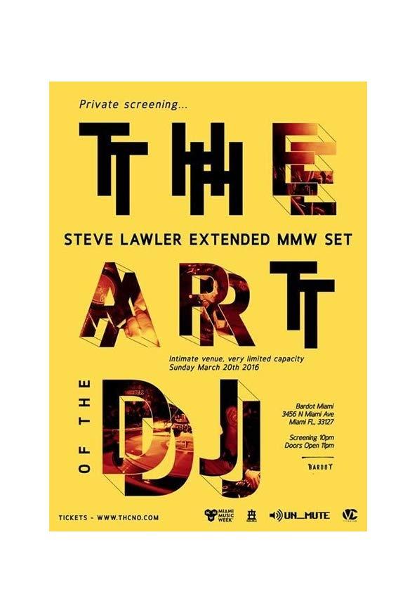 The Art of the DJ kapak
