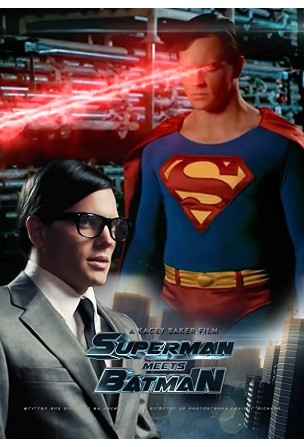 Superman Meets Batman kapak