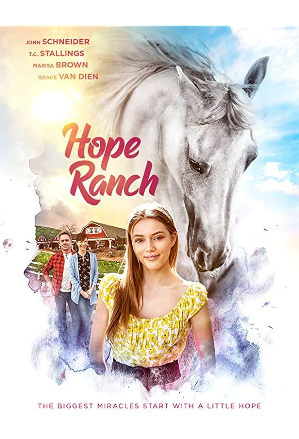Hope Ranch kapak