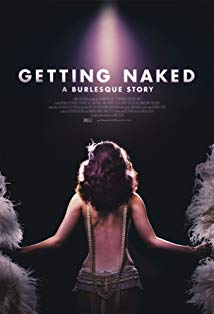 Getting Naked: A Burlesque Story kapak