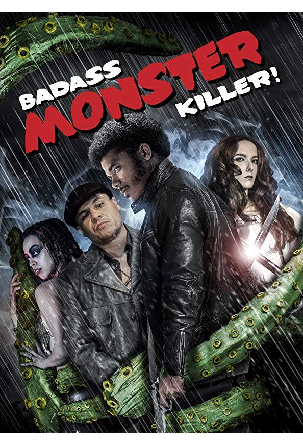 Badass Monster Killer kapak