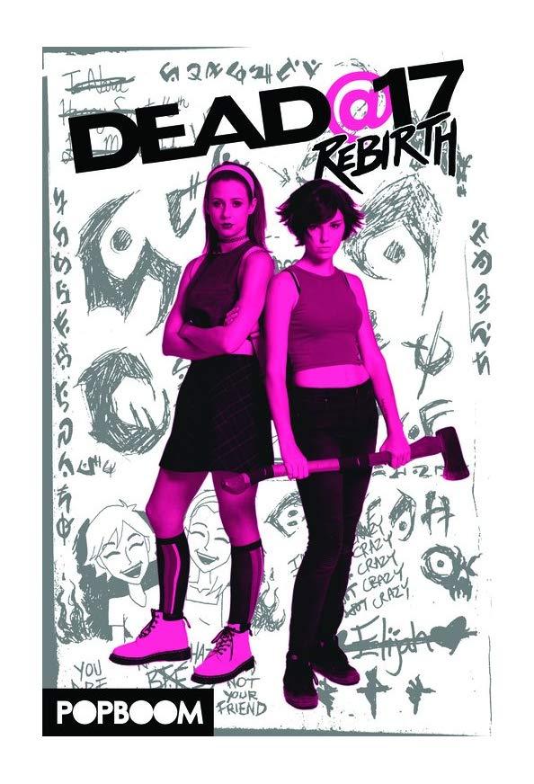 Dead@17: Rebirth kapak