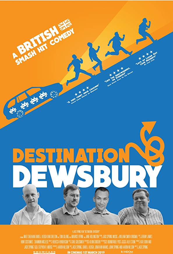Destination: Dewsbury kapak