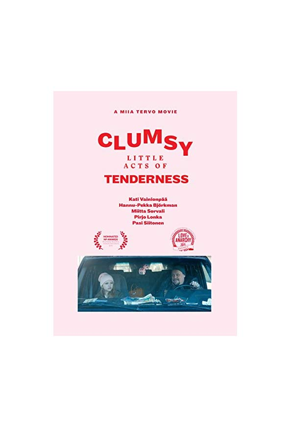 Clumsy Little Acts of Tenderness kapak