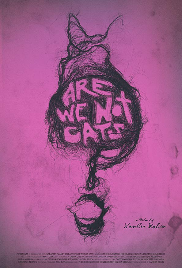 Are We Not Cats kapak